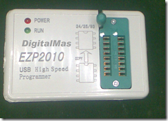 USB HIGH SPEED PROGRAMMER 24/25/93 SPI