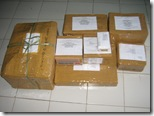 paket siap diantar